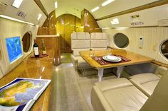 1996 Gulfstream GIVSP for sale in (TEB) Teterboro, NJ USA => www.AirplaneMart.com/aircraft-for-sale/Business-Corporate-Jet/1996-Gulfstream-GIVSP/12965/