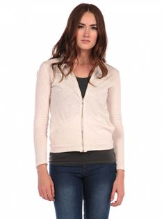 Designer Clothes, Shoes & Bags for Women Pink Motorcycle, Motorcycle Jacket, Cotton Jacket, Detail, Sweaters, Jackets, Stuff To Buy, Shopping, Collection