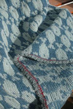 duBedåre: strikkemaskin