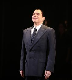 EVITA Opening Night: Michael Cerveris