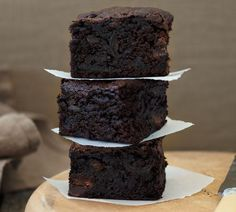 Click here for my Recipe of the Week: The Ultimate Chocolate Brownie - unbelievably good!