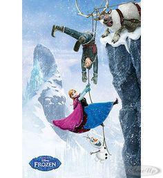 Frozen Poster am Abgrund Hier bei www.closeup.de