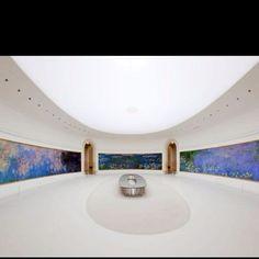 Monet @ Musee L'Orangerie