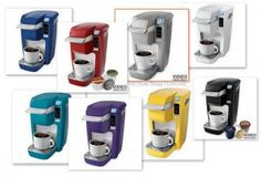 mini keurig only $79.99 shipped And I like the teal or grey one!