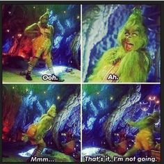 Every freaking time I'm getting dressed to go out.