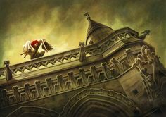 The Hunchback of Notre Dame by Benjamin Lacombe