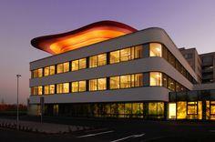 Emergency Pavilion in Teaching Hospital- Czech Republic- DOMY