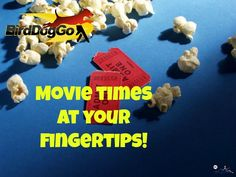 Dinner and a movie this weekend? Your top choices are just a click away with Birddoggo's mobile directory app! www.Birddoggo.com #whitepages