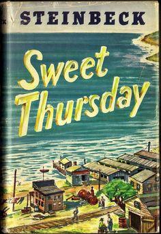 John Steinbeck - Sweet Thursday