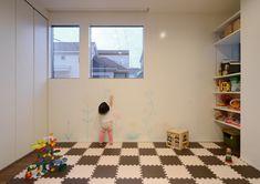 CASE403 オリーブグリーンな家 Olive Green, Kids Rugs, House Design, Home Decor, Decoration Home, Kid Friendly Rugs, Room Decor, Architecture Design, Home Interior Design