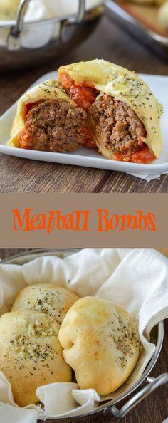 Meatball Bombs