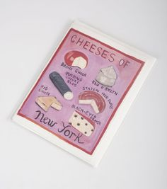 Cheeses of New York