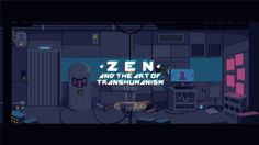 Zen and the Art of Transhumanism A cyberpunk pottery game about improving the human race through technology. [Freeware]