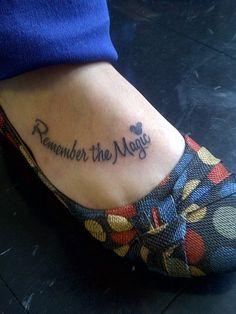 disney tattoos - Bing Images