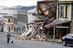 Lyttelton, Christchurch, 22 Feb 2011, earthquake