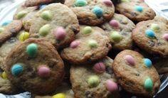 RECIPE: Mini-Easter egg cookies!