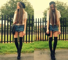 All get to (by Lynsay  P) http://lookbook.nu/look/3875176-all-get-to