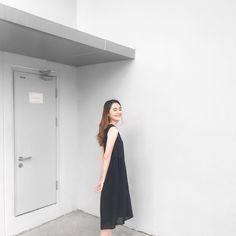 """56 Likes, 2 Comments - LOOK AT HER (@lookather.__) on Instagram: """"Đầm Cheesy cheesy luôn là lựa chọn hoàn hảo cho các bạn nữ nè. Một chiếc đầm vô cùng dễ thương luôn…"""""""