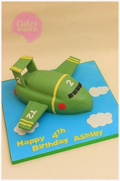 thunderbirds cake - Google Search