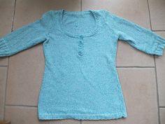 Ravelry: Floralie987's Sweater