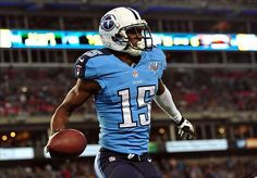 JUSTIN HUNTER IS COMING TO THE STEEERS, WELCOME
