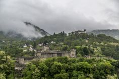 Castello Montebello - Bellinzona
