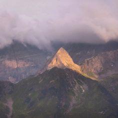 Alpine Glowing in Tirol