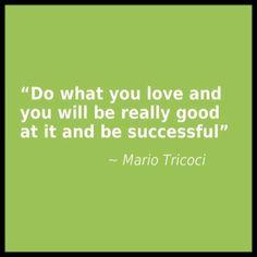 The key to success...love. #CareerTip #TricociCareers #SalonCareers #SpaCareers