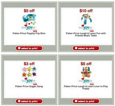 Fisher-Price Laugh & Learn ONLY $5.19, Giggle Gang $6.99, and More Hot Fisher Price Deals!! (After Coupons)