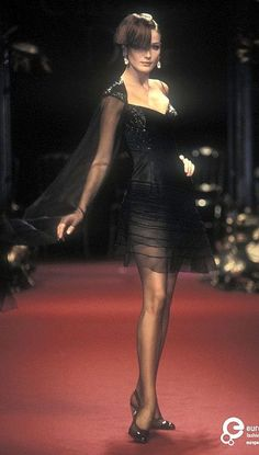 1994 Christian Dior, Autumn-Winter, Couture