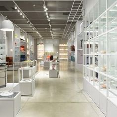 Luca+Nichetto+designs+first+ZaoZuo+showroom+in+Beijing+based+on+grid+paper