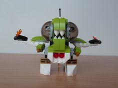 ORBITONS MAX Instructions video LEGO MIXELS Serie 4 Lego 41527 Rokit Lego 41528 Niksput Leg...