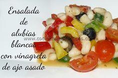 Cocinera en Prácticas: Verduras y Hortalizas