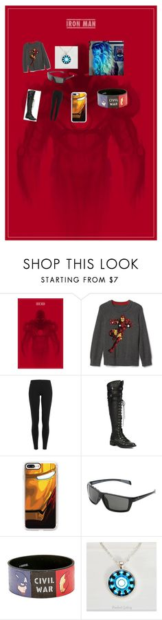 """""""My Marvel Outfit"""" by starwarsqueen on Polyvore featuring Gap, Polo Ralph Lauren, Joie, Casetify and Native Eyewear"""