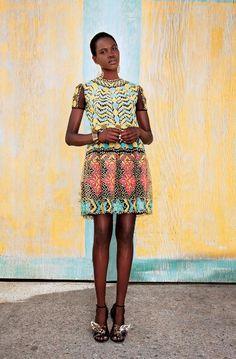 Model Atong Arjok von Verity Jane Smith fotografiert.  ---  Model Atong Arjok photographed by Verity Jane Smith.  Credits: Model: Atong Arjok Photographer: Verity Jane Smith http://www.verityjane.com/ @verityjane