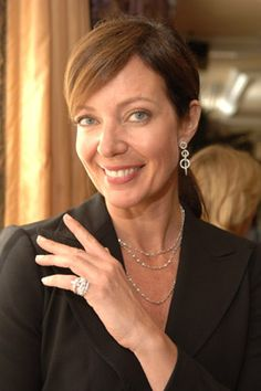 Allison Janney - one classy lady (acted in The West Wing, 10 things I hate about you, Juno)