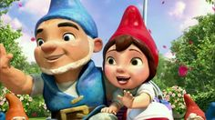 """gnomeo and juliet wallpaper   You can post this """"Gnomeo And Juliet Amazing Wallpapers"""" image that's ..."""