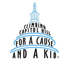 "It is time to put out the Climbing Capitol Hill 3.0 challenge!  Join event creator, Jan Austin, by creating a Capitol Hill 3.0 challenge in your home state.  You can run or walk alone or form a team.  The possibilities are endless.  The results are priceless.  For more information on how to get started contact Julie Forrest, jforrest@apfed.org.   ""Like"" the Climbing Capitol Hill facebook page to follow Jan and share your story https://www.facebook.com/ClimbingCapitolHill/info?tab=page_info"