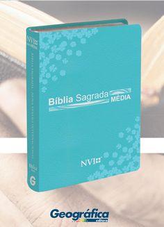Bíblia NVI - Luxo Turquesa