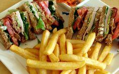 CLUB SANDWICH ΜΕ ΚΟΤΟΠΟΥΛΟ - Ένα κλαμπ σάντουιτς για όλους - www.tsoukali.gr  ΕΛΛΗΝΙΚΕΣ ΣΥΝΤΑΓΕΣ ΑΡΘΡΑ ΜΑΓΕΙΡΙΚΗΣ