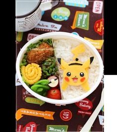 Photo extraite de Pokémon : des boites à bento aux couleurs de la franchise pour le déjeuner (16 photos)