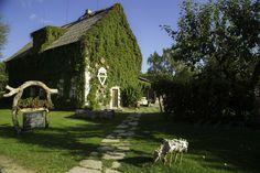 House on Saaremaa Island, Estonia