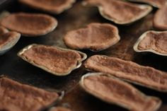 Bear Paws – Czech Christmas Cookie Recipe