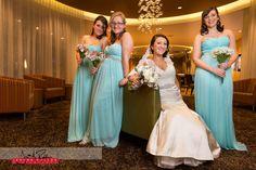 The bride and her special ladies. #wedding #idaho #northwest  #family #bride #bridesmaids #portrait #chic #readyforprimetime