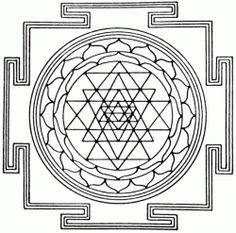 """Discover why this mysterious 12,000-year-old Sri Yantra symbol is revered by scientists and mystics alike - and how it holds the key to awakening your superhuman creation powers. """"If you want to fi..."""