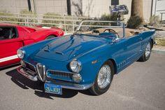 1958 Alfa Romeo 2000 Spider Coco 007