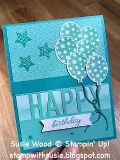 Stamp with Susie: So Much Happy Birthday Words, Birthday Cards For Boys, Boy Birthday, Happy Birthday, Bee Cards, Thing 1, Homemade Cards, Stampin Up Cards, Paper Design