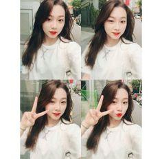 Kang Mina (Gugudan) - Selca