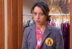 Ann's Decision - 0321 - Parks and Recreation Screencaps Parks And Rec Cast, Parks And Recs, Parks And Recreation, April Ludgate, Criminal Minds Cast, Tomorrow Is Another Day, Aubrey Plaza, Gossip Girl, Comedians