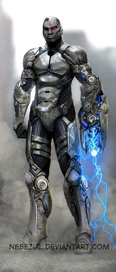 omg he is soooo metal! by nebezial.deviantart.com